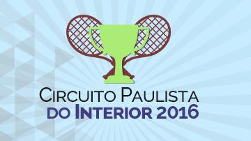 1a. etapa do Circuito Paulista do Interior tem inscrições até esta quarta, dia 29