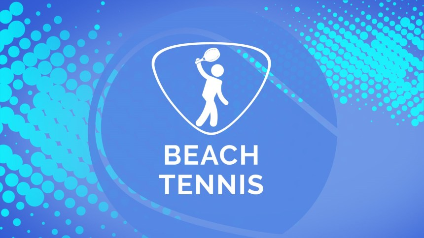 BEACH TENNIS – RANKING 22/06