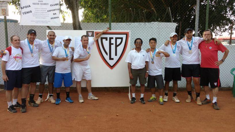 """5M2 - Equipes """"A"""" e """"B"""" do Clube Esportivo da Penha"""