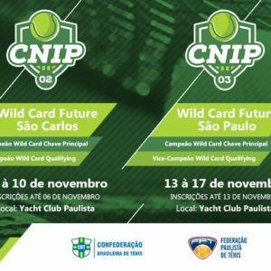 YACHT CLUB PAULISTA E ESPERIA SEDIARÃO OS CNIPs EM NOVEMBRO.