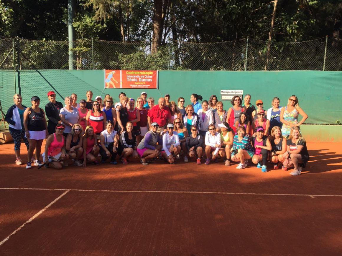 ESPORTE CLUBE BANESPA RECEBE ETAPA DO CIRCUITO DAMAS FPT – 2018
