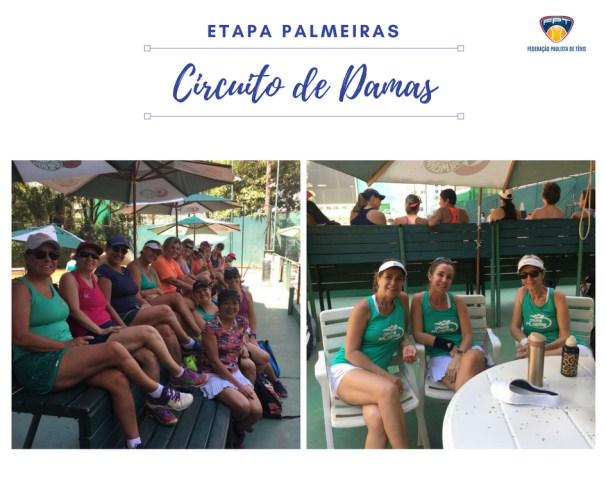 Circuito de Damas - Etapa Palmeiras