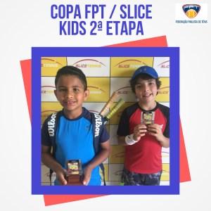 2ª Copa Slice Kids