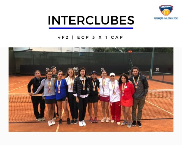 INTERCLUBES - FINAL 4F2