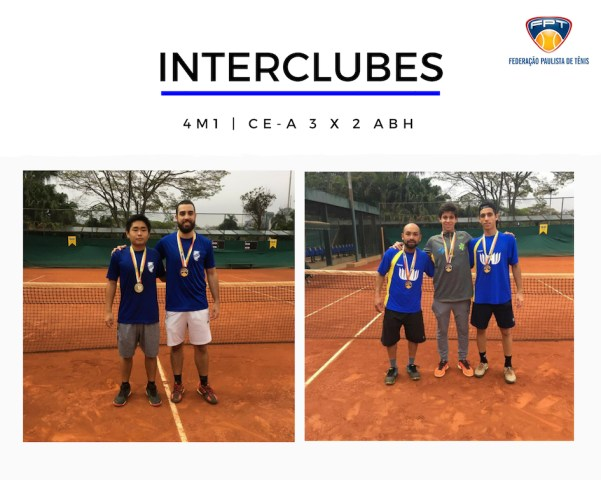 INTERCLUBES - FINAL 4M1