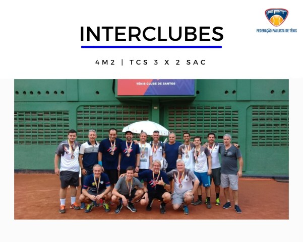 INTERCLUBES - FINAL 4M2