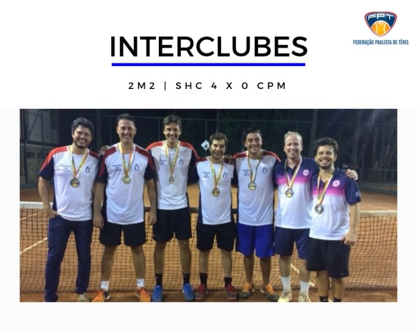 FINAL INTERCLUBES - 2M2