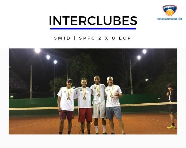 FINAL INTERCLUBES - 5M1D