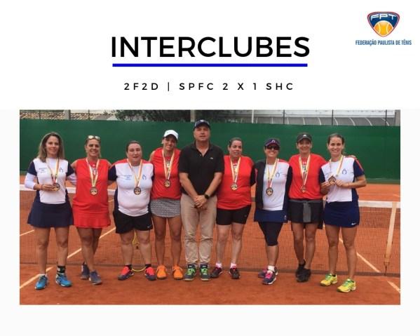 INTERCLUBES - FINAL 2F2D