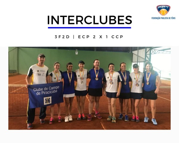 INTERCLUBES - FINAL 3F2D