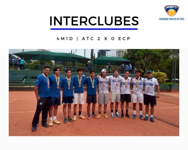 INTERCLUBES - FINAL 4M1D