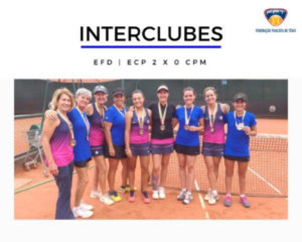 INTERCLUBES - FINAL EFD