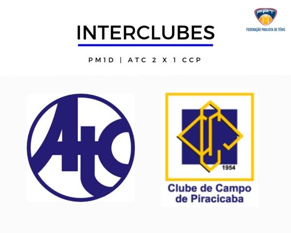 INTERCLUBES - FINAL PM1D
