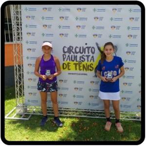 Circuito Paulista de Tênis - 1ª Etapa - 12F
