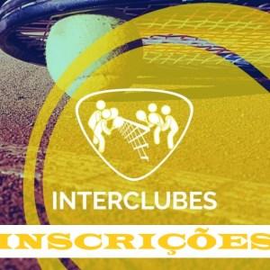 INSCRIÇÕES INTERCLUBES 2019 | 16F, 16M, 35MA, 35MB E 35MC