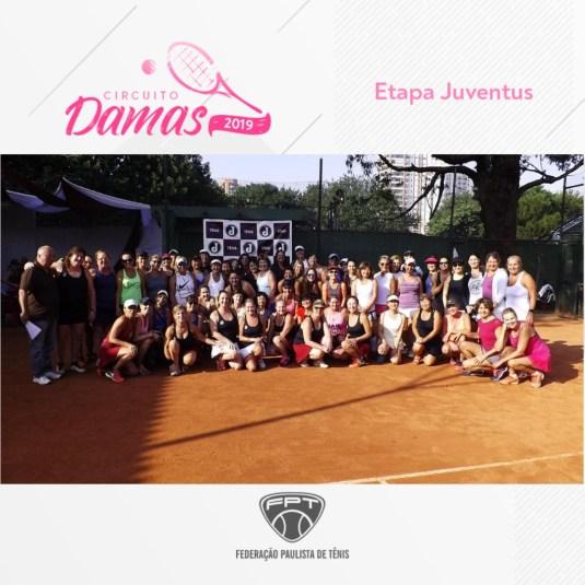 CIRCUITO DAMAS 2019 – ETAPA CLUBE JUVENTUS