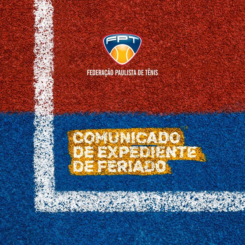EXPEDIENTE DA FPT | 01 DE MAIO