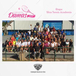 CIRCUITO DAMAS 2019 – ETAPA SLICE TENNIS ACADEMIA