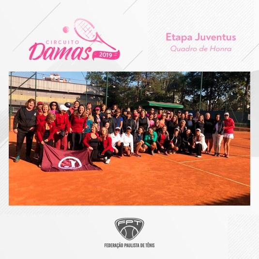 CIRCUITO DAMAS 2019 – ETAPA CLUBE ATLÉTICO JUVENTUS