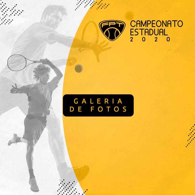 GALERIA DE FOTOS – CAMPEONATO ESTADUAL INFANTOJUVENIL 2020