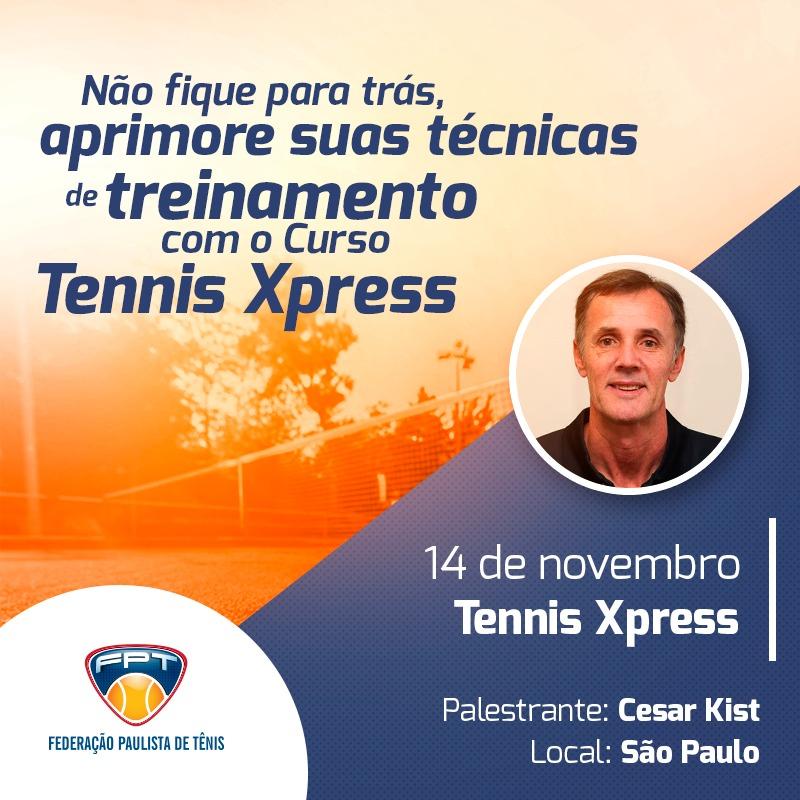 TENNIS XPRESS COM CESAR KIST