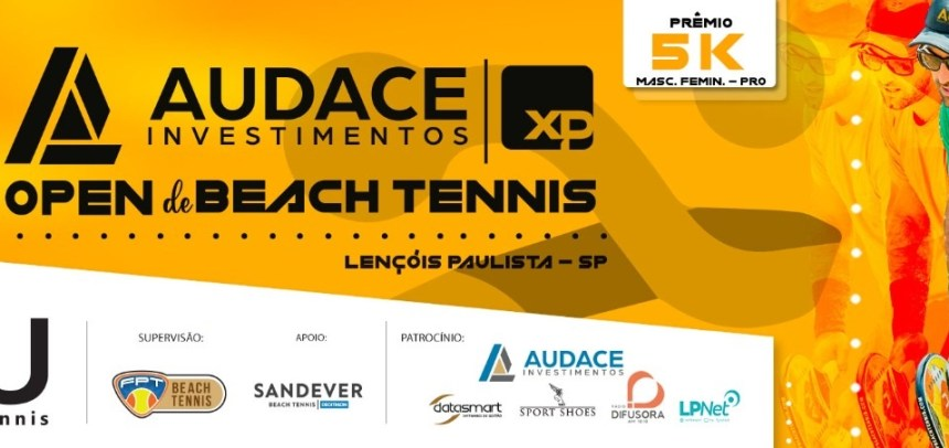 AUDACE INVESTIMENTOS OPEN DE BEACH TENNIS