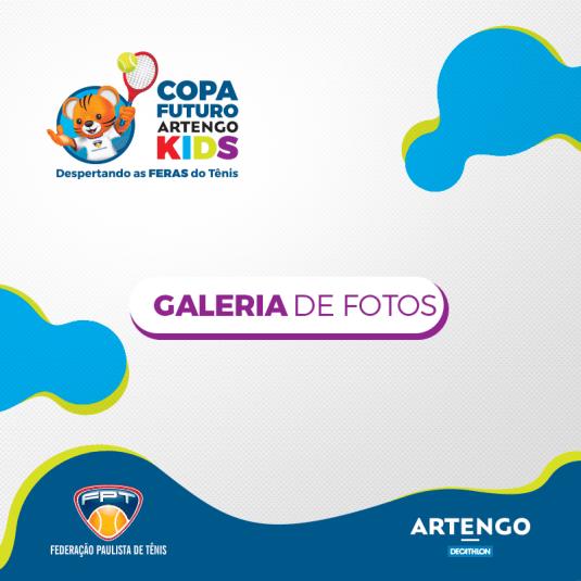 COPA FUTURO ARTENGO KIDS – PCT – QUADRO DE HONRA E GALERIA DE FOTOS