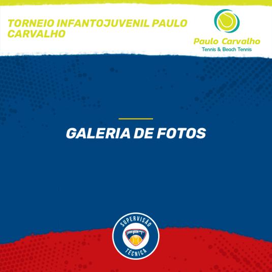 Torneio Infantojuvenil Paulo Carvalho – QUADRO DE HONRA E GALERIA DE FOTOS