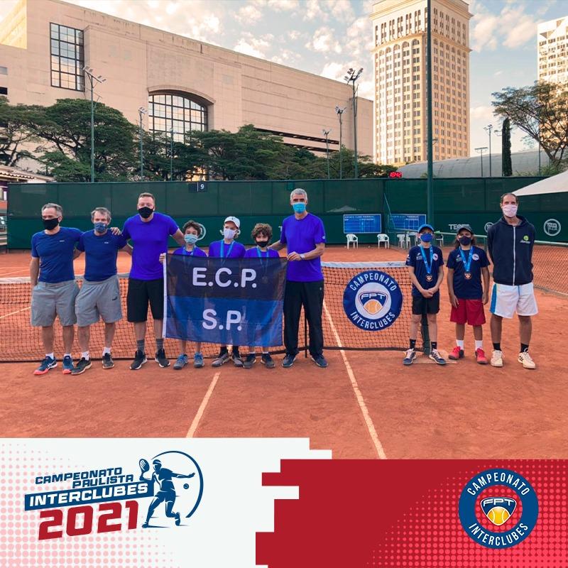 "ECP ""A"" CONQUISTA INTERCLUBES NA 12MP"