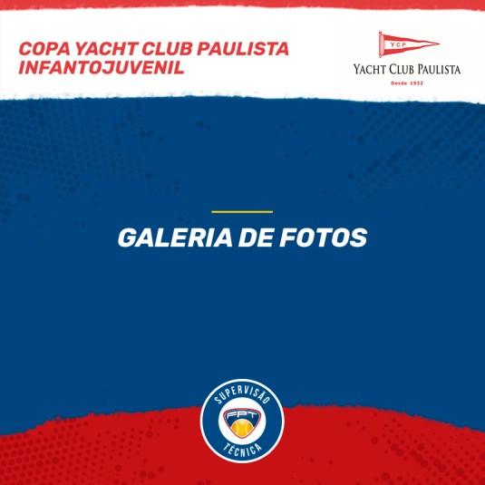 COPA YACHT CLUB PAULISTA INFANTOJUVENIL