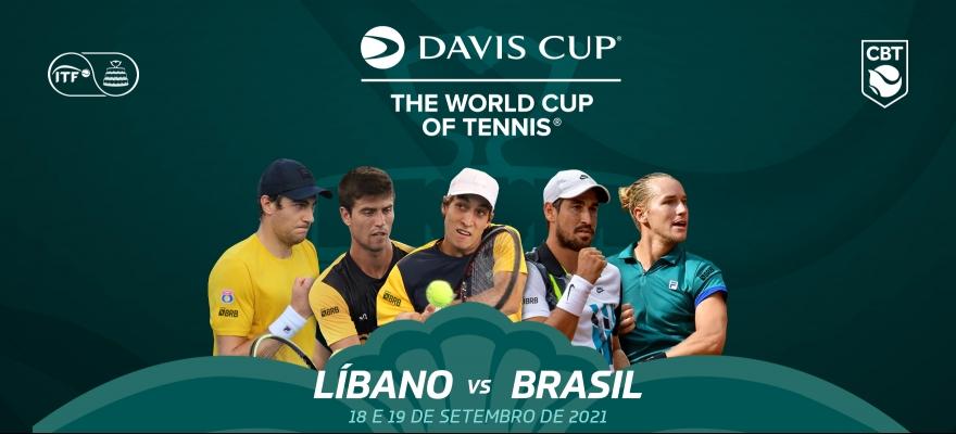 Paulistas estarão presentes na Copa Davis, confira: