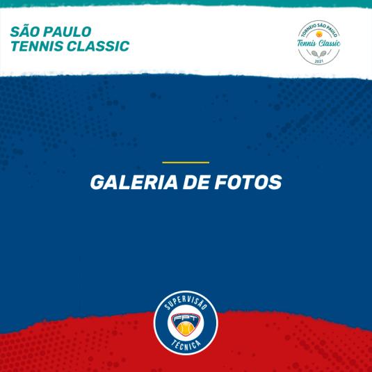 Quadro de Honras – São Paulo Tennis Classic