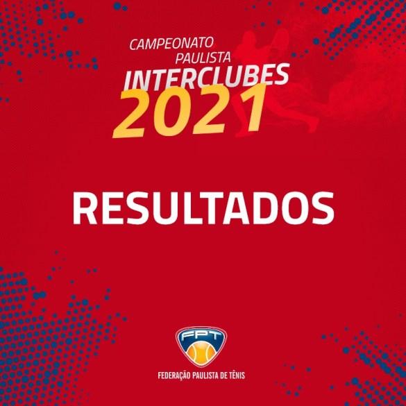 RESULTADOS INTERCLUBES 2021 – 3M1 e 4M3