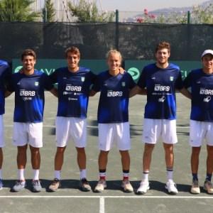 Com paulistas no time, Brasil começa semana de treinos para a Copa Davis