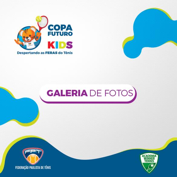 Quadro de Honras – Copa Futuro Kids – Winner Academia de Tênis