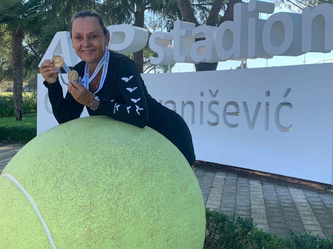 Paulista é medalha de bronze no Mundial Seniors da ITF