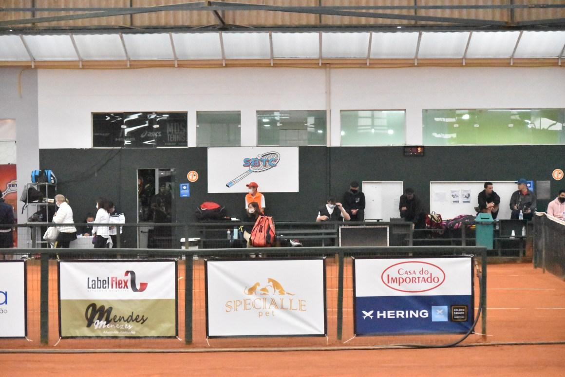 Segundo dia do ITF Seniors chega ao fim; confira as fotos do segundo dia e as chaves atualizadas