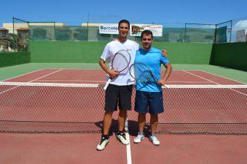 Finalistas 2012 Diego vs Alejandro