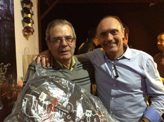 Dos míticos; Manolo y Luisin