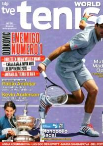 publicacion revista campeonato junior 2014