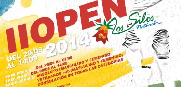 II OPEN LOS SILOS NATURAL 2014