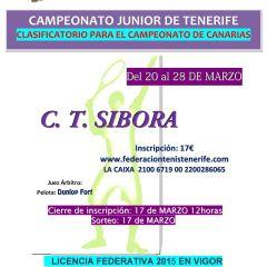 Cuña Publicitaria C. Junior de Tenerife