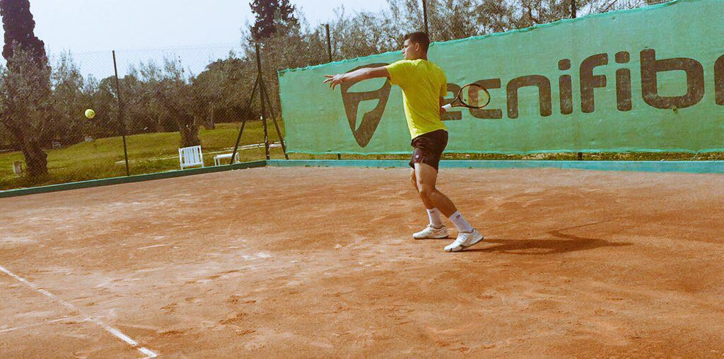 David Vega, gira por Túnez