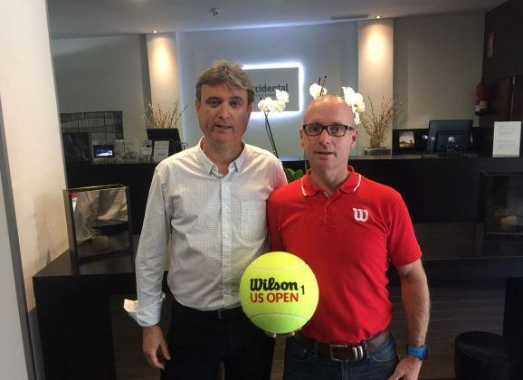 """Wilson; Nuevo Colaborador del Barceló Open Hotel Group """" Los Silos Natural """""""