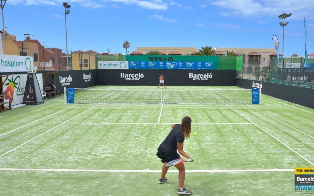 Semifinales de lujo en el Open Barceló » Los Silos Natural