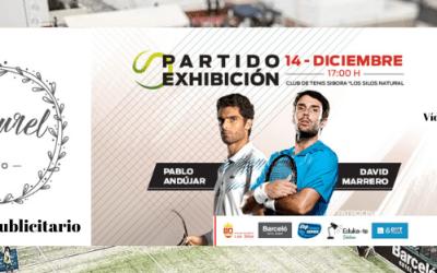 Spot Publicitario Partido Exhibición Pablo Andújar & David Marrero