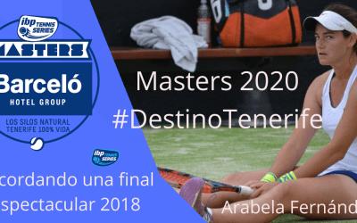 Recordando Finales Femenina 2018, Arabela Fernández