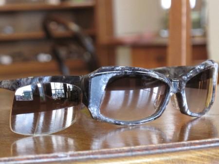 お待たせしました。度付3D眼鏡製作実験報告。   松本市のメガネ ...