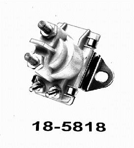 Mercury Mariner 150 Horsepower Trim Solenoid 18-5836 18