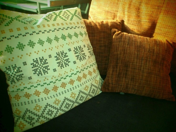 namų tekstilė